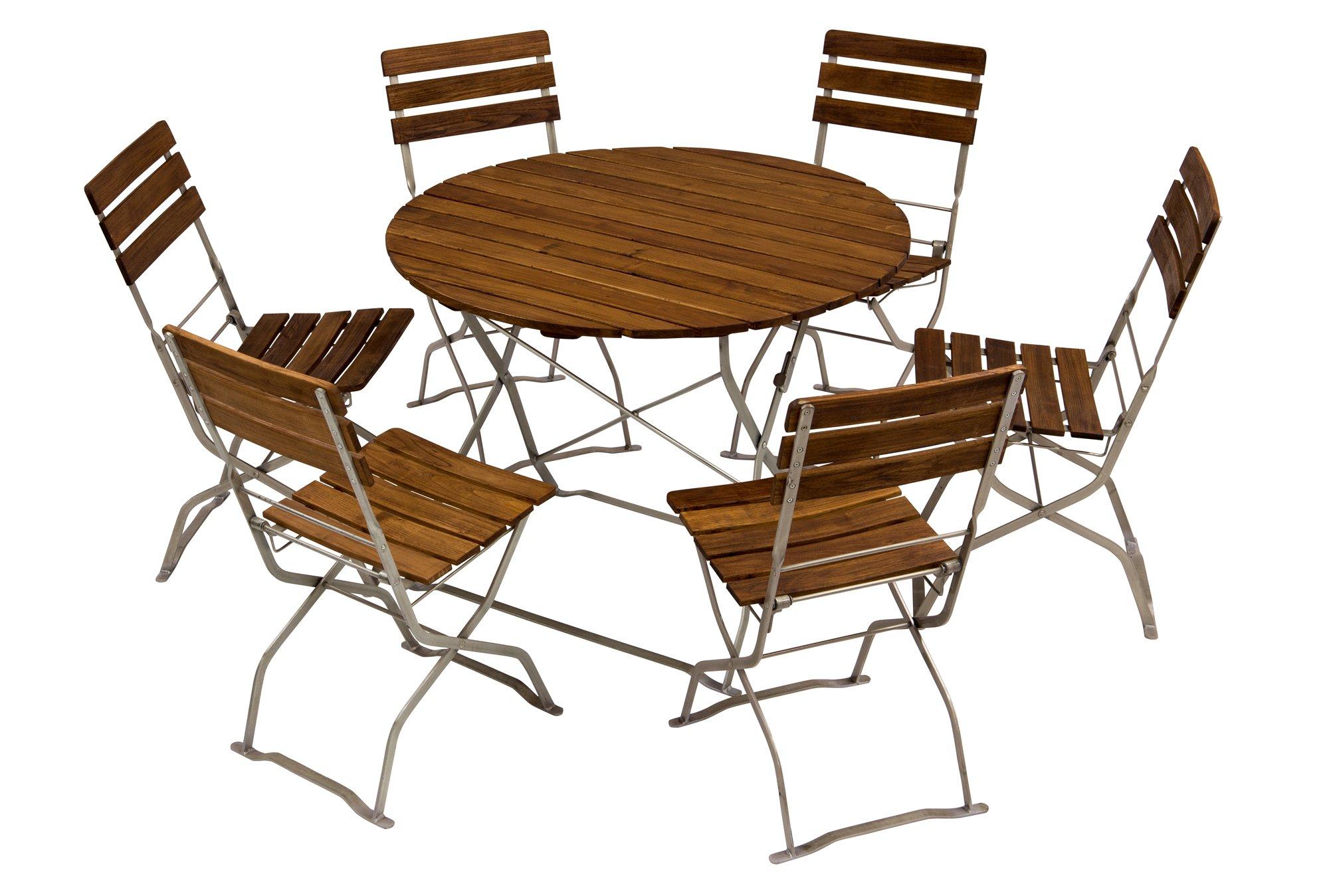 Tolle Rundküchentisch Und Stühle Für 8 Galerie - Ideen Für Die Küche ...