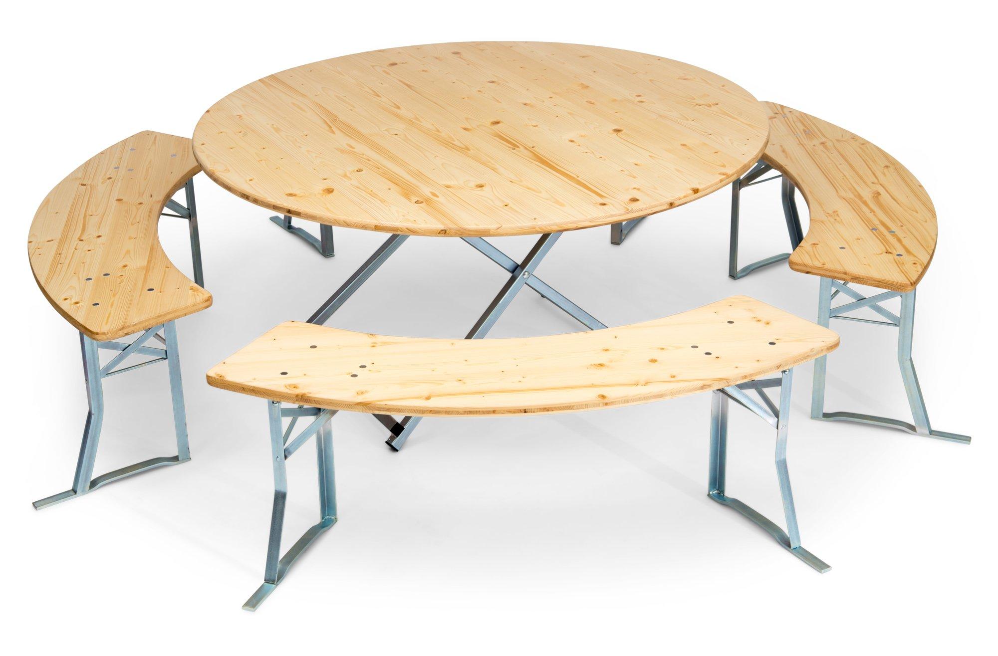 bierzeltgarnitur 80 cm breit wb23 kyushucon. Black Bedroom Furniture Sets. Home Design Ideas